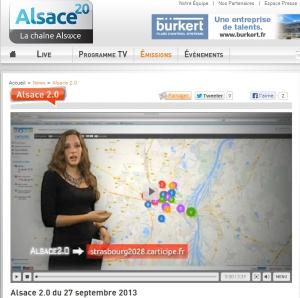 ALSACE 20 TV
