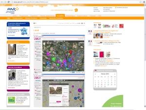 Site ANRU - fév 2012 (capture écran)