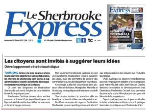 SHERBOOKE Express - 25-02-2015