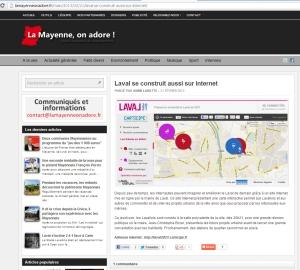 Site - LaMayenneOnAdore -